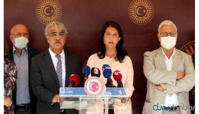 HDP 'Barışa Çağrı Deklarasyonu''nu açıkladı