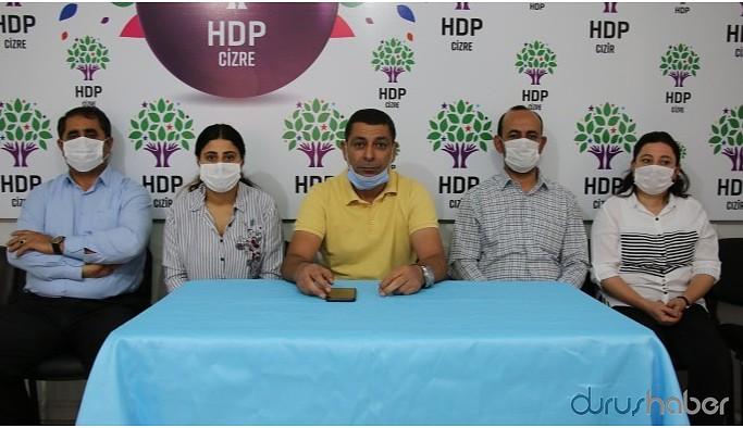 HDP'den 'taciz' iddialarına yanıt