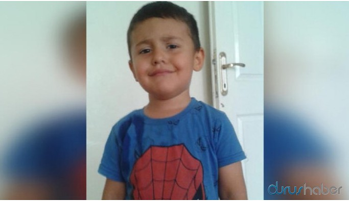 Kaybolan 4 yaşındaki çocuk baygın halde bulundu