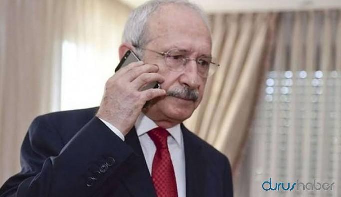 Kılıçdaroğlu'ndan saldırıya uğrayan Barış Atay'a geçmiş olsun telefonu