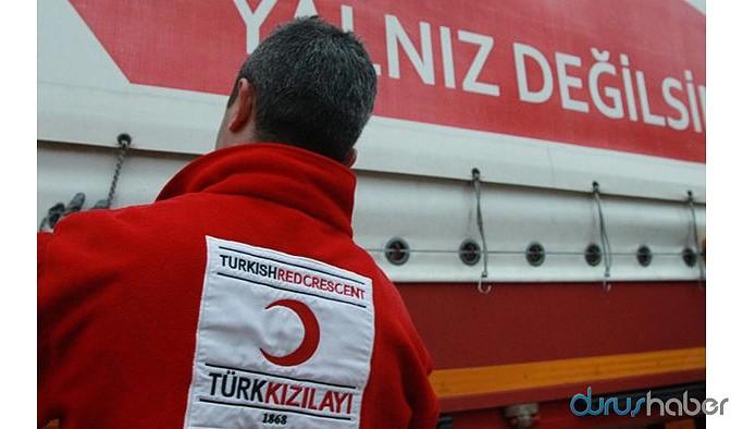 Kızılay'ın yoksullara dağıtacağı etler AKP'li kardeşlerin otelinden çıktı!