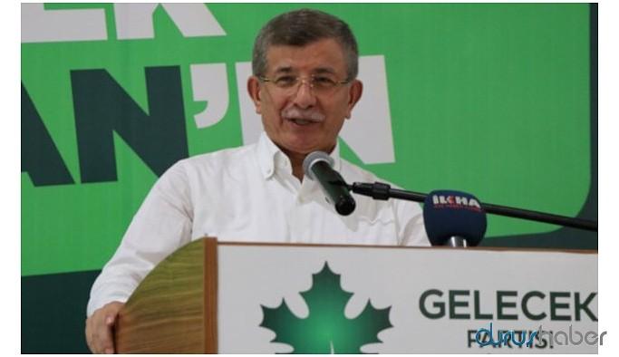 'Rojbaş Diyarbakır' diyen Davutoğlu'ndan dikkat çeken vaat