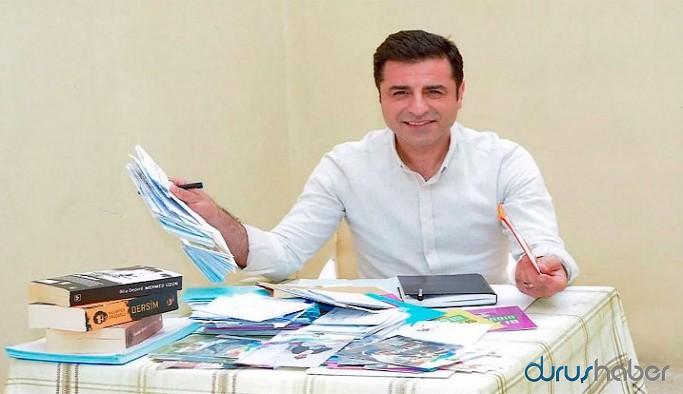 CHP'li Tanrıkulu: Demirtaş'ın talebi cezaevi idaresince reddedilmiş