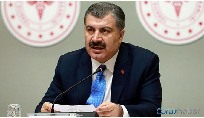 Türkiye'de koronavirüsten can kaybı 5 bin 912'ye yükseldi