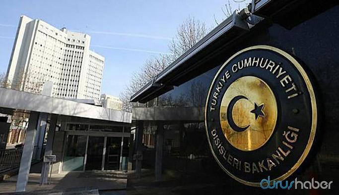 Türkiye'den QSD ile ABD arasında yapılan petrol anlaşmasına tepki