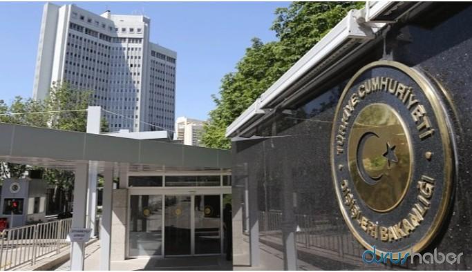 Türkiye'den Yunanistan ve Mısır'ın deniz yetki alanı anlaşmasına tepki