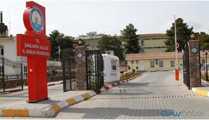 Urfa İl Sağlık Müdürlüğü'nden 'kitler arızalı' açıklaması