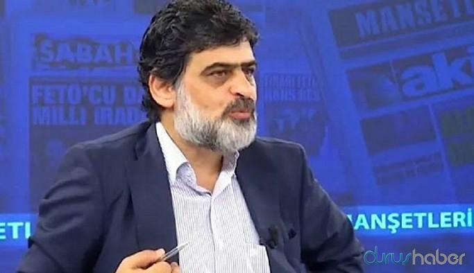 Yeni Akit Yazı İşleri Müdürü Karahasanoğlu: Dilipak'a yapılan yanlış, AK Parti içindeki bir avuç akepeli kazançlı çıkar