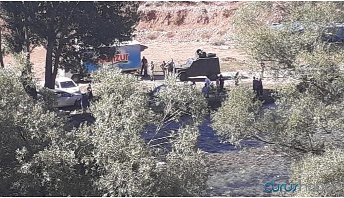 Zırhlı araçlar Munzur Gözeleri'ne girdi