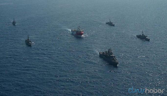AB'de Doğu Akdeniz toplantısı: Türkiye'ye yaptırım gelebilir!