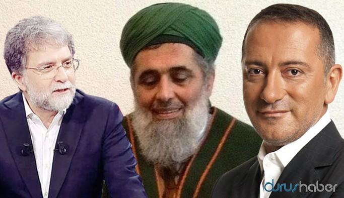 Ahmet Hakan ve Fatih Altaylı yine karşı karşıya: 'Sahte şeyh' tarifini yaptı