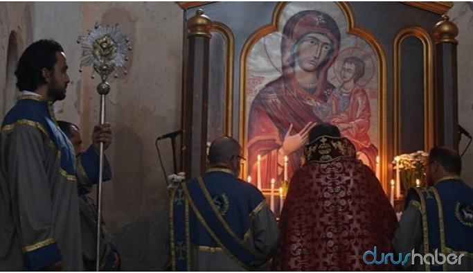 Akhtamar Kilisesi'nde yılın ilk ayini yapıldı