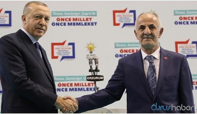 AKP'li Belediye Başkanı tutuklandı