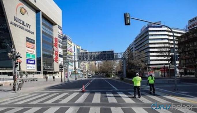 Ankara Valisi Şahin'den 'sokağa çıkma yasağı' açıklaması