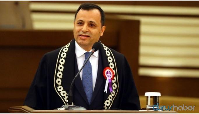 AYM Başkanı'ndan Soylu'ya sert sözler