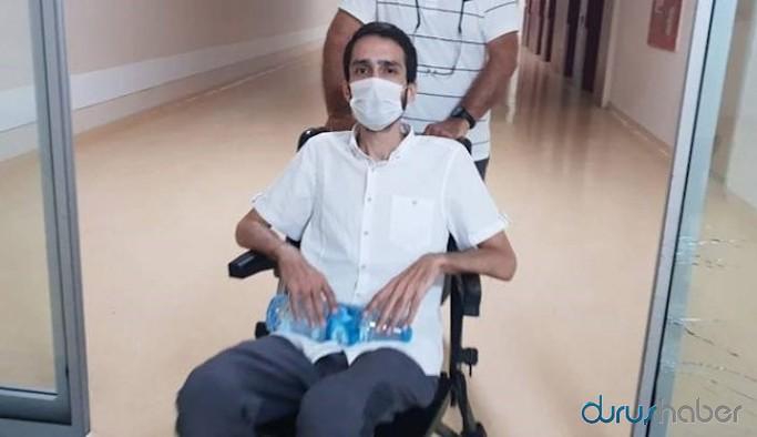 Avukat Aytaç Ünsal ölüm orucu eylemine son verdi