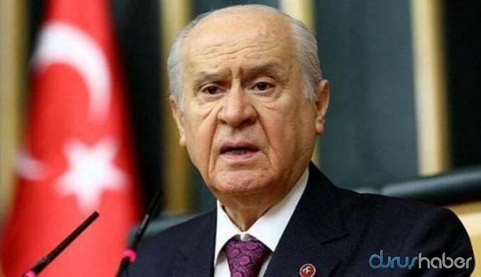 Bahçeli: Hem Türkiye hem de Azerbaycan açısından milli güvenlik tehdidi