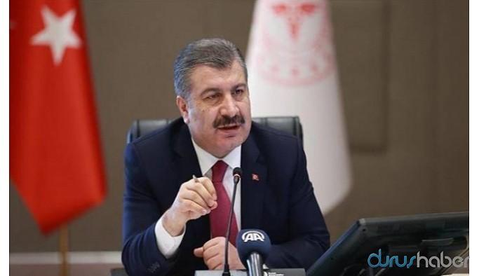 Sağlık Bakanı Koca, vaka artışının olduğu illeri açıkladı