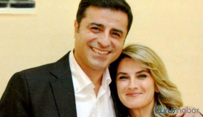 Başak Demirtaş'tan 'Demirtaş yeni parti kuracak?' iddialarına flaş açıklama