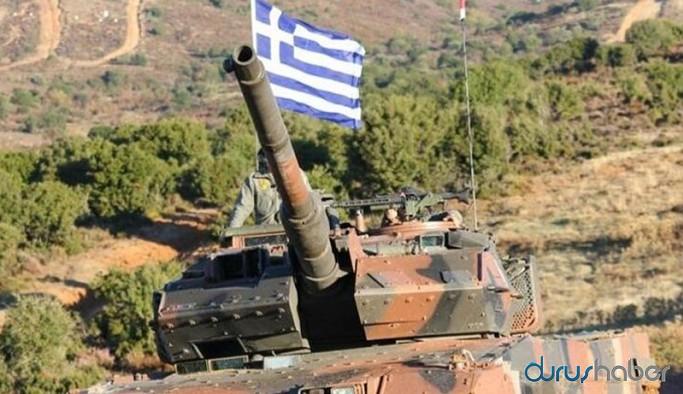 Batı Trakya'da ABD ile Yunanistan'dan ortak tatbikat