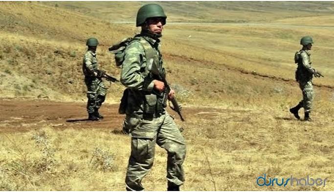 İçişleri Bakanlığı: Bir asker hayatını kaybetti