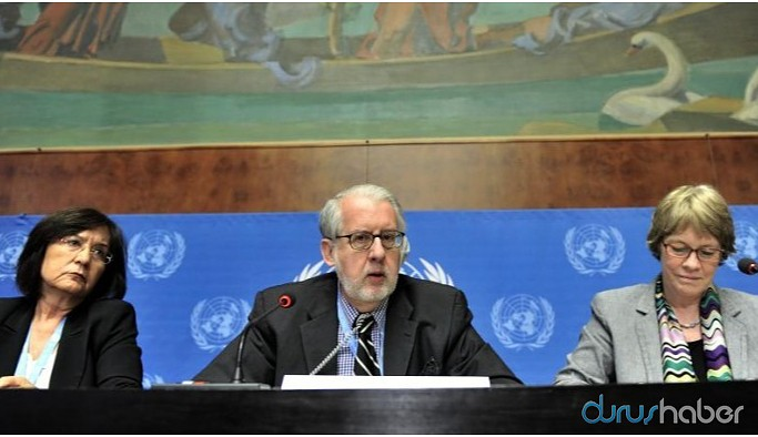 BM Suriye Soruşturma Komisyonu Başkanı Pinheiro: Türkiye ve SMO savaş suçu işliyor
