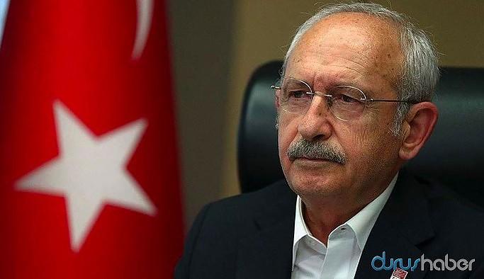 CHP lideri Kılıçdaroğlu'ndan 'Gül've 'İnce' çıkışı