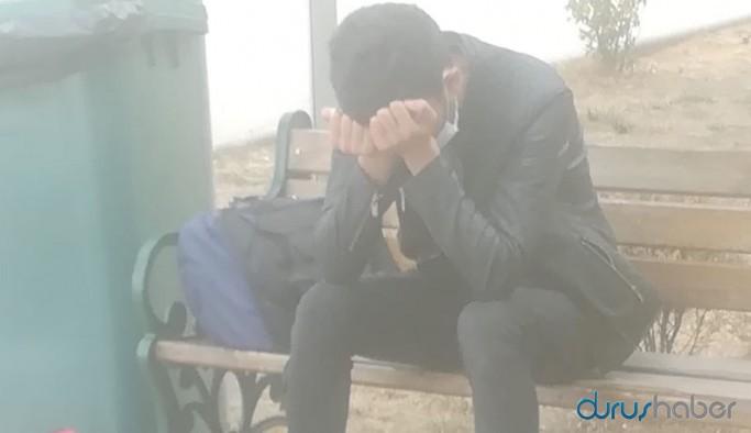 Covid-19 hastası genç: Bir yere gidemiyorum, hastane kabul etmiyor