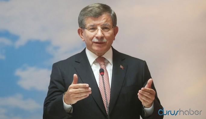 Davutoğlu'ndan çarpıcı açıklamalar: Erdoğan her türlü sürprize hazır olmalı