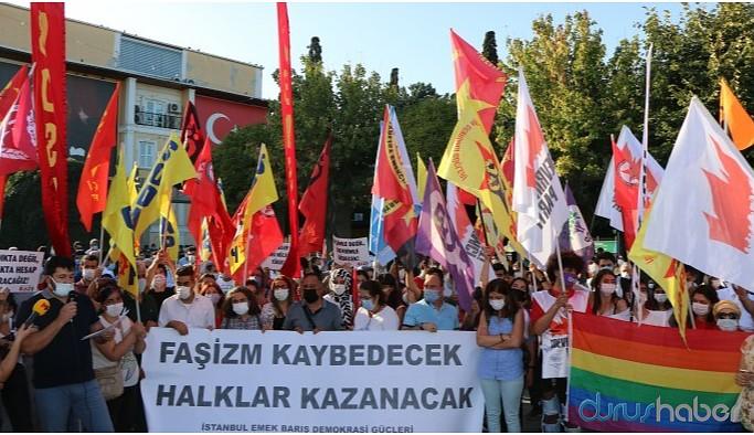 Demokrasi güçleri HDP için ayakta