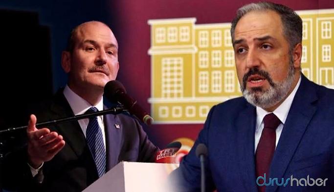 DEVA Partisi'nden Süleyman Soylu'ya istifa çağrısı