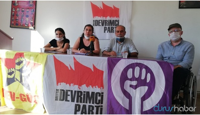 Devrimci Parti: Barışı savunmak görevdir