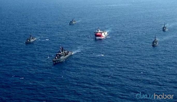 Doğu Akdeniz'de gerilim sürüyor: Yunanistan'dan Türkiye'ye karşı hamle