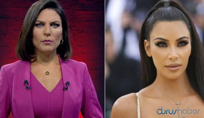 Ece Üner'in, Kim Kardashian hakkındaki sözleri gündem oldu