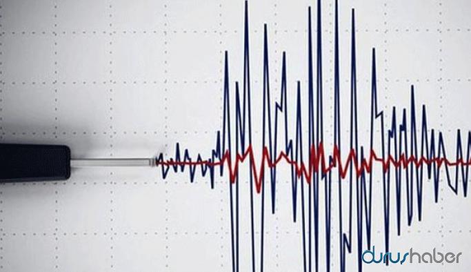 Ege'de gece saatlerinde art arda depremler