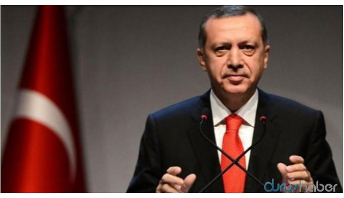 Erdoğan'dan Ermenistan'a tepki