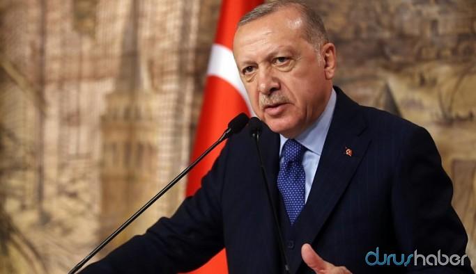 Erdoğan'dan kurmaylarına Doğu Akdeniz talimatı