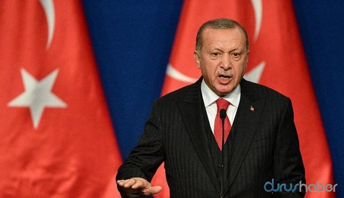 Erdoğan'dan savaş gemilerine talimat