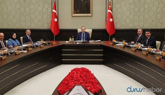 Erdoğan kısıtlama sinyali vermişti: Kabine toplanıyor