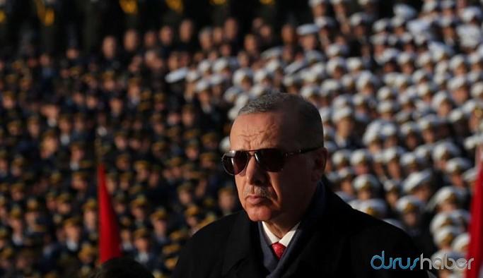 Erdoğan: Üzerinde darbe veya başka bir gölge olmayan tek sistem Cumhurbaşkanlığı Hükümet Sistemi'dir