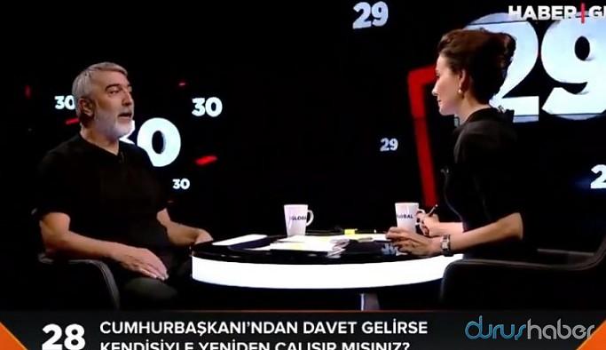 Erkan Mumcu'dan Erdoğan sorusuna flaş yanıt! FETÖ'yü hatırlattı