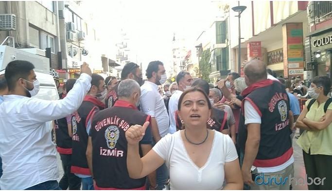 ESP İzmir Örgütü'ne polis baskını