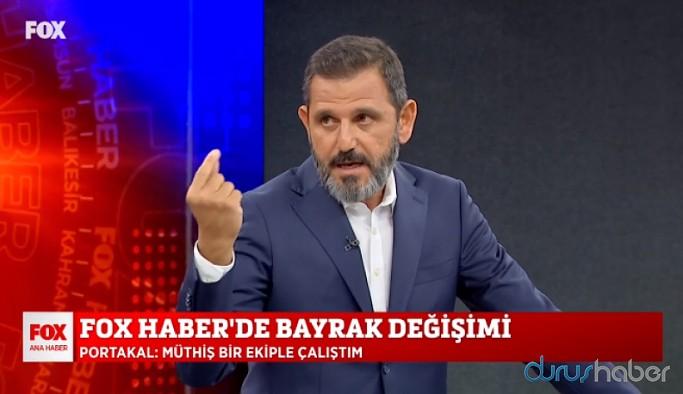 Fatih Portakal Fox Haber'i neden bıraktığını canlı yayında anlattı