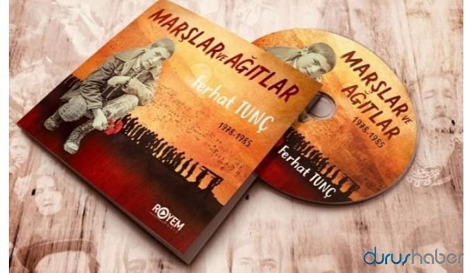 Ferhat Tunç'a 'albüm kapağı' davası