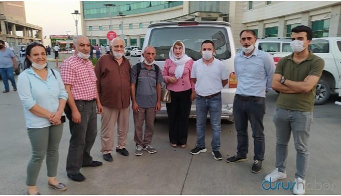 Gazete dağıtımcısı Subaşı serbest bırakıldı