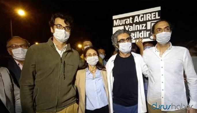Gazeteciler özgürlüklerinin ilk gününü anlattı