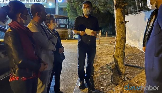 Gözaltında zehirlenen Ayhan Bilgen'in sağlık durumuna ilişkin HDP'den açıklama