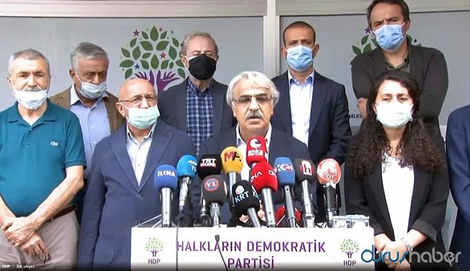 HDP'den gözaltılara ilişkin ilk açıklama: Bu apaçık bir intikam operasyonudur