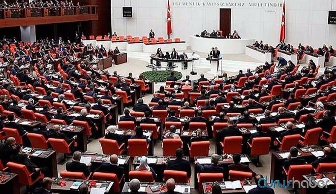 HDP'nin Kobane eylemlerine ilişkin araştırma önergeleri AKP-MHP oylarıyla reddedildi