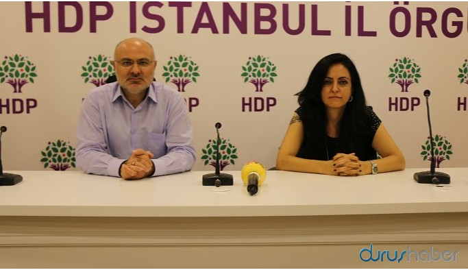 HDP'ye üyelik ve dayanışma arttı